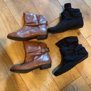 Rampage Ankle Boots bundle